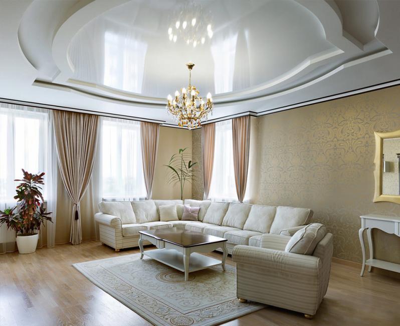 Светильники для натяжных потолков от компании ГАЛАКТИКА   650x798