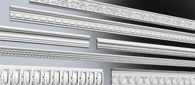 Багет для натяжных потолков: выбор размера, установка, фото примеров