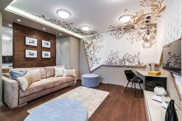 Люстры для натяжных потолков: 50 фото, какие лучше подходят для зала, спальни и десткой